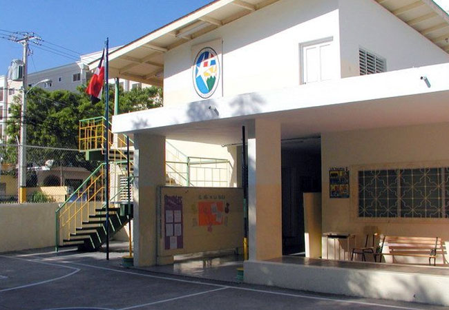 Colegio Amador 2003